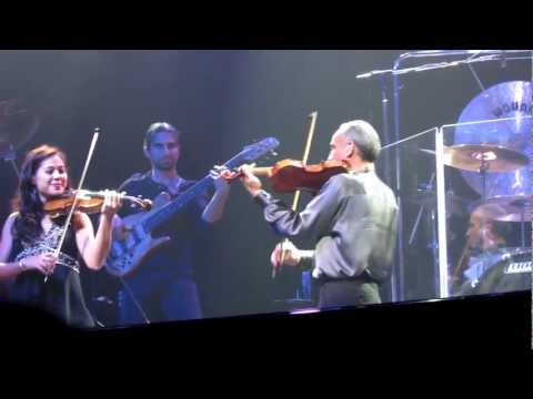Yanni in Houston 08-19-2012 Yoel Del Sol vs Charlie Adams / Mary Simpson vs Samvel Yervinyal