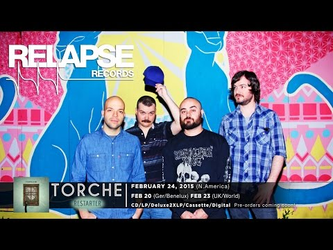 "TORCHE - ""Barrier Hammer"" (Official Track)"
