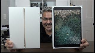 "Apple iPad Pro 10.5"" Unboxing y comparativa iPad Pro 9.7"""