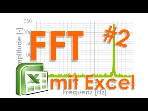 how to find fft complex in excel