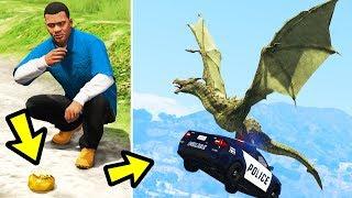 GTA 5 - The DRAGON Peyote Plant!! (Los Santos Takeover)