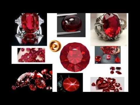 Драгоценые камни в астрологии (рубин, жемчуг, коралл)