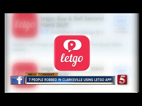 Police Warn About 'LetGo' Cell Phone Buying Scam