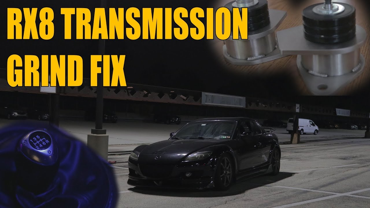 Second gear grind issue must read!!!!! - RX8Club com