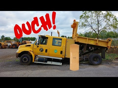 Looking at Trucks - Government Surplus