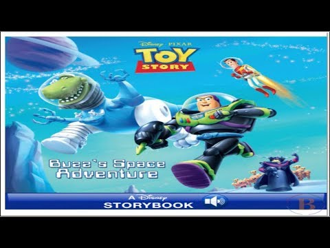 Toy Story Disney Storybook   Buzz's Space Adventure -  Disney Pixar Toy Story Mp3