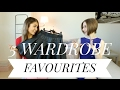 5 Wardrobe Favourites with Louise Vance