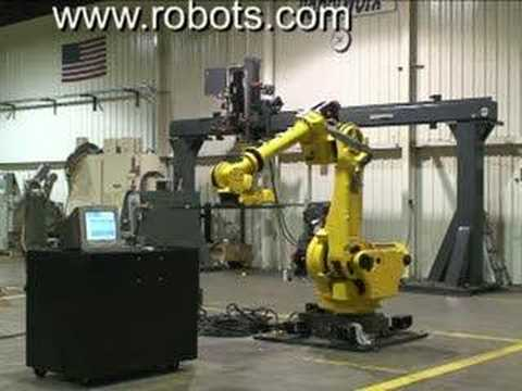 Fanuc S430iW - Repeatability Test
