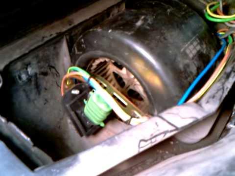 Мотор отопителя шевроле нива выбор тюнинг автомобиля хендай солярис