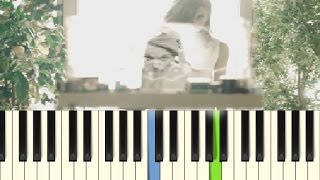Harun Kolçak feat. İrem Derici - Gir Kanıma Piyano Öğretici