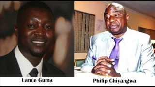 Furious Chiyangwa on Nehanda Radio (shouts obscenities)