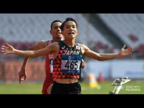 Asian Games: Hiroto Inoue Wins Marathon Gold Medal In Sprint Finish.