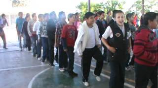Clases de zumba escuela Rafael Buelna