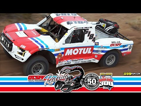 OTSFF Offroad Racing 2018 Mint 400 Silver State 300