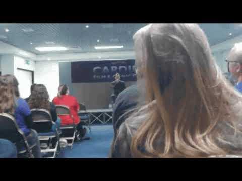 Gareth David-Lloyd Panel - Cardiff Comic Con 2014