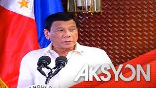 Pres. Duterte, ipinagtanggol si NCRPO chief Eleazar
