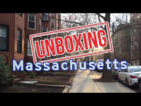 UNBOXING MASSACHUSETTS: What It's Like Living in MASSACHUSETTS