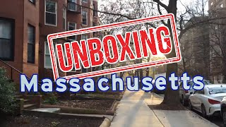 UNBOXING MASSACHUSETTS: What It's Like Living in MASSACHUSETTS