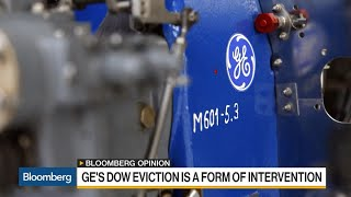GE Kicked Out of Dow After More Than a Century