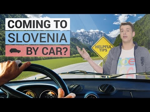 Slovenian Lover | Coming to Slovenia by Car - Episode 5