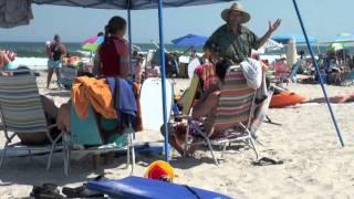 Skippy On The Beach