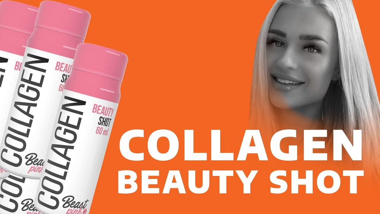 gymbeam collagen shot
