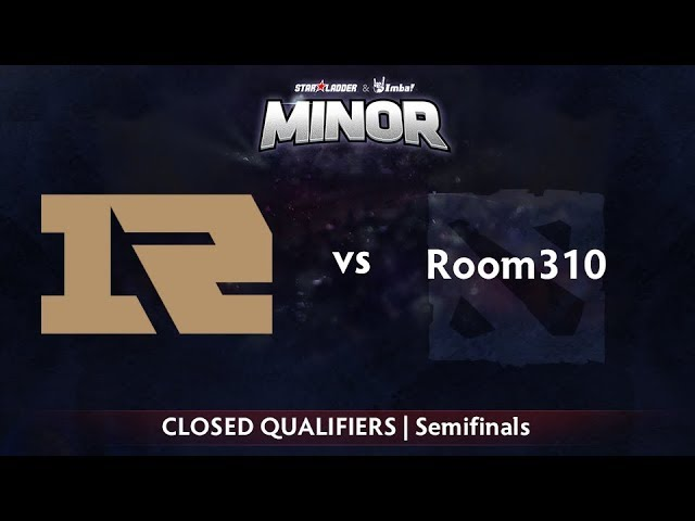 Royal Never Give Up vs Room310 Game 1 - StarLadder ImbaTV CN Qualifier: Semifinals