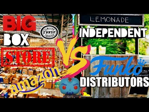 Buying Funko Pops Online, Big Box Stores VS The Little Guys! FLOCKED BUGS GIVEAWAY!!!!