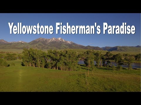 Yellowstone River Fishing Property Paradise Valley Montana Real Estate For Sale