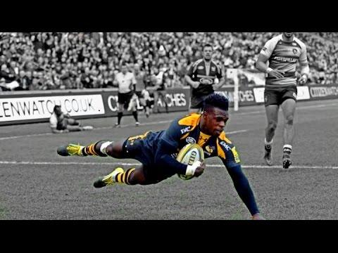 Christian Wade 2015/16 Highlights   Wasps & England