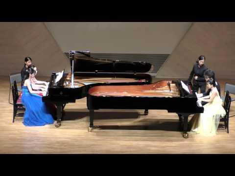 ハチャトゥリアン:剣の舞 (2台8手) Khachaturian: Sabre Dance  (2 pianos, 8 hands)