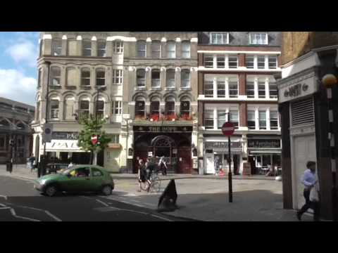 Clerkenwell walk - London Walk