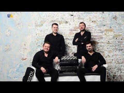Квартет баянистов имени Ризоля | Fusion-аккорд