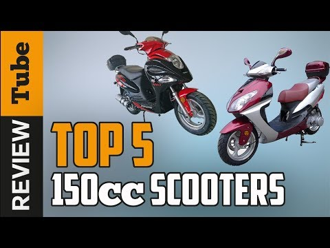 ✅Scooter: Best 150cc Scooter 2019 (Buying Guide)