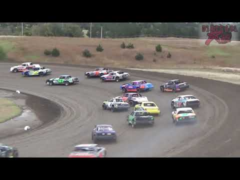 RPM Speedway - 10-6-18 - 12th Annual Fall Nationals - Stock Car Last Chance Qualifier 1
