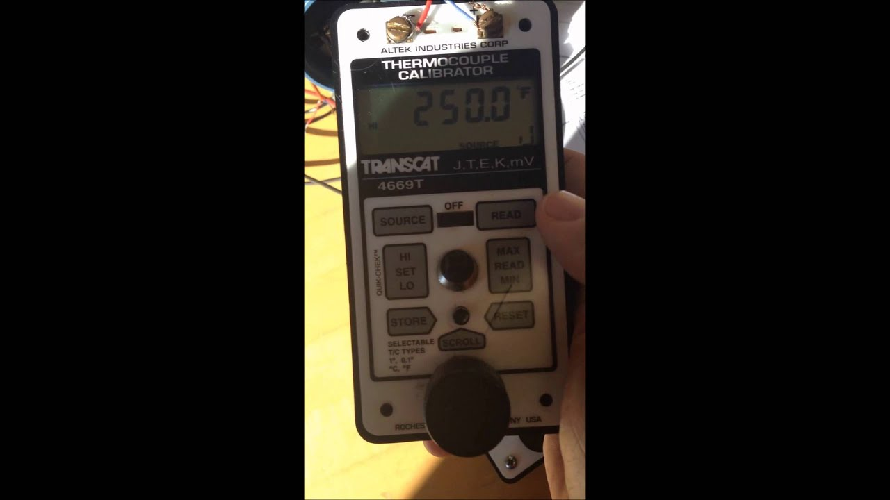 rtd thermocouple calibration rtd thermocouple calibration