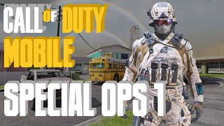 How To Unlock Special Ops 1 In Call Of Duty Mobile | COD Mobile