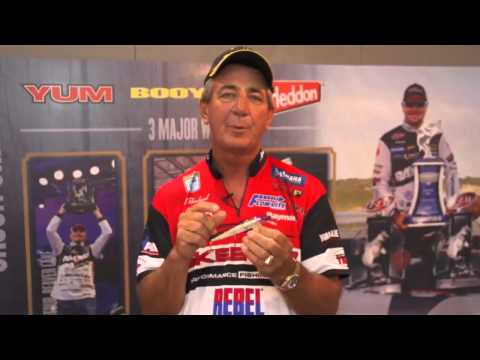 Smithwick Perfect 10 Rogue With Zell Rowland | ICAST 2013