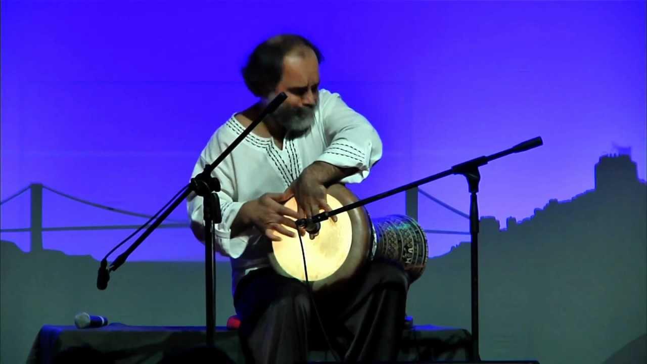 Percussion Performance: Osmantan Erkir & Misirli Ahmet at TEDxSilkRoad