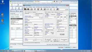 OzLINK Pro for UPS - How to Ship for QuickBooks Users - Demo