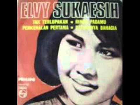 ELVY SUKAESIH -  LEMBAH HITAM [ BOWO Collect.]