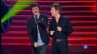 Dani Martin y Raphael - 16 Añitos + Que te vaya bonito