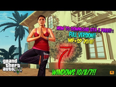 how to play gta5 on pc free