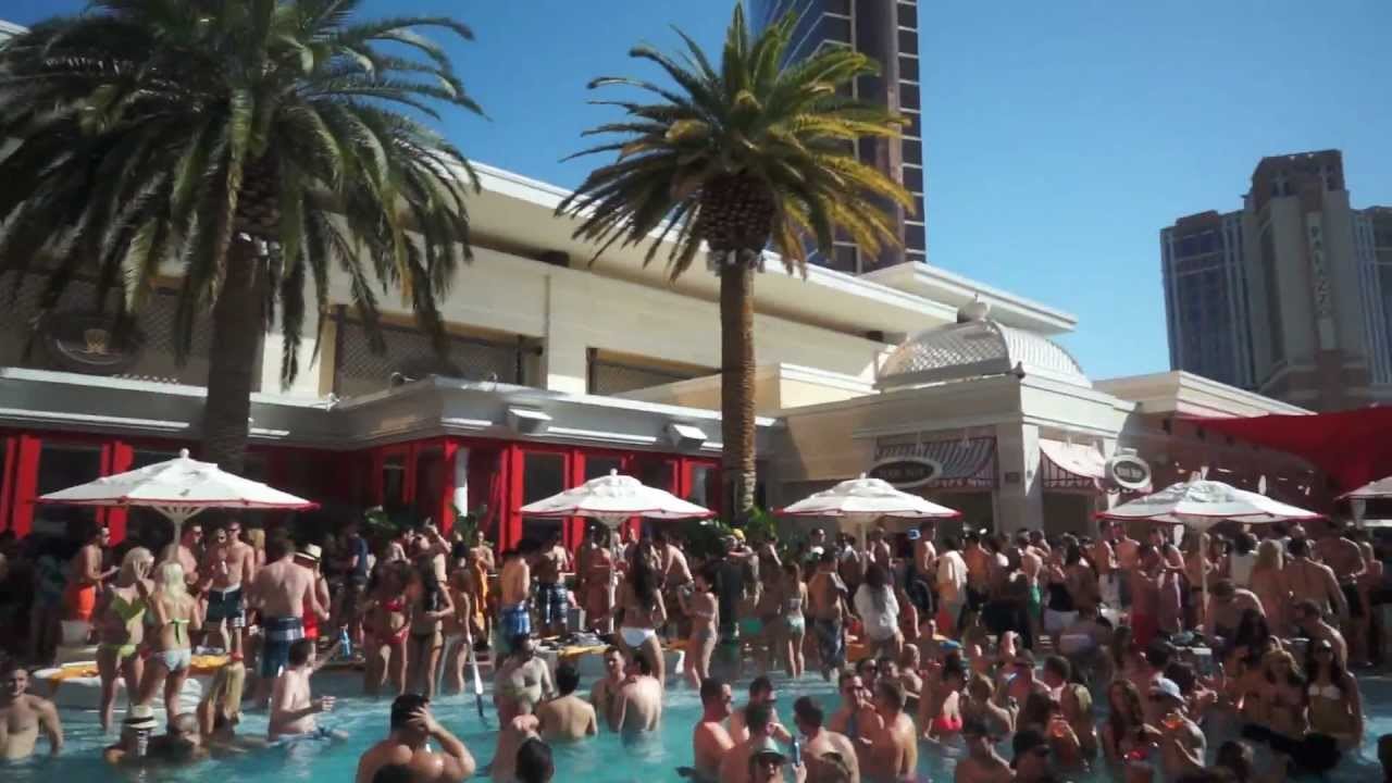 Spring Break Beach Party Encore Las Vegas