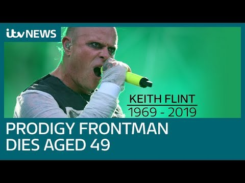 The Prodigy's Keith Flint found dead at 49 | ITV News Mp3