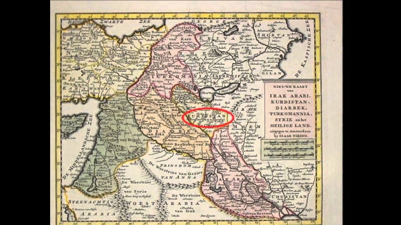 Historical maps prove kurdistan youtube sciox Image collections