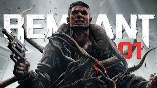 Remnant: From the Ashes (PL) #1 - Postapokaliptyczny Dark Souls (Gameplay PL / Zagrajmy w)