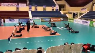 Movistar Deportes - Perú entrena en Cañete (Vóley) 2