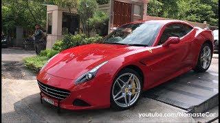 First female Ferrari owner of India | California T review