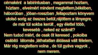 Fluor Filigran-Késő Dalszöveggel (by CsakNevtelenul)